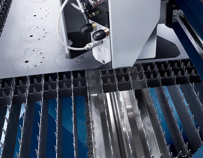 DMS Laser Profiles Laser Cutting 2