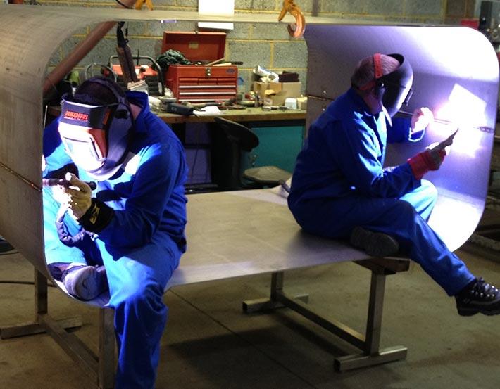 DMS Laser Profiles Welding 3